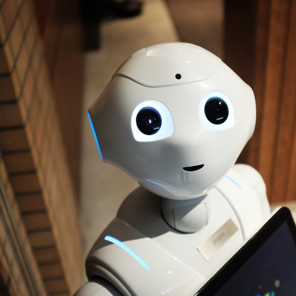 Will Artificial Intelligence Change The World For the Better? Or Worse? Read our new policy paper Thumbnail