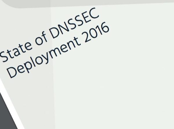 State of DNSSEC Deployment 2016