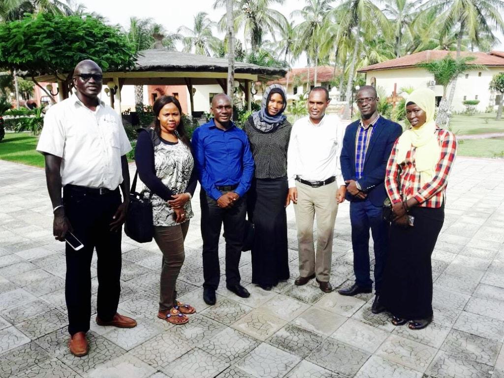 Soutien au développement d'Internet en Gambie