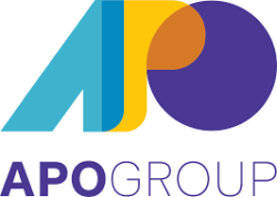 APO Group logo